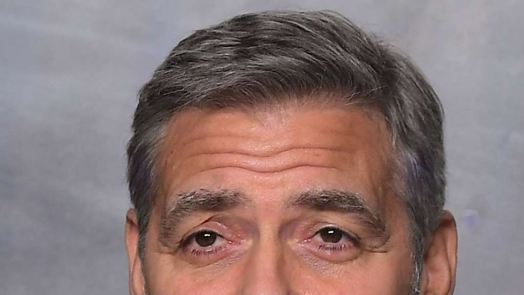 George Clooney: So feierte der Hollywood-Star Halloween
