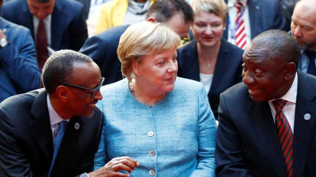 Merkel gründet Milliarden-Fonds für Investitionen in Afrika