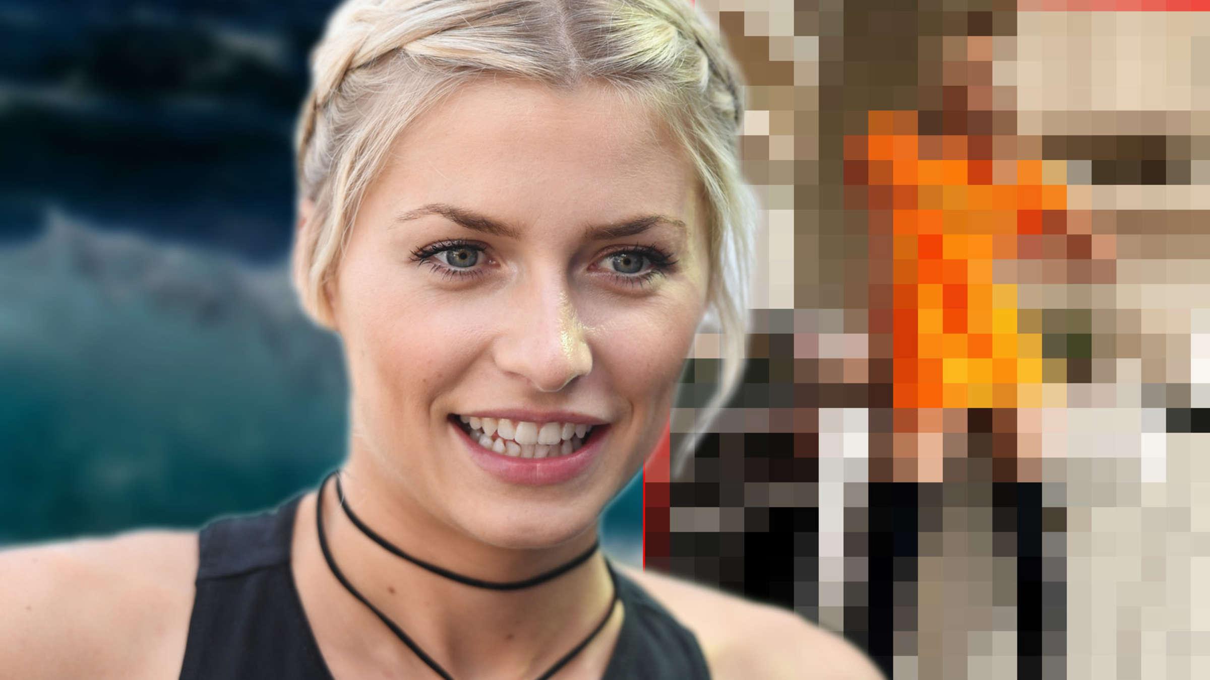 Berlin Lena Gercke Unten Ohne Doch Fans Gaffen Auf Ganz