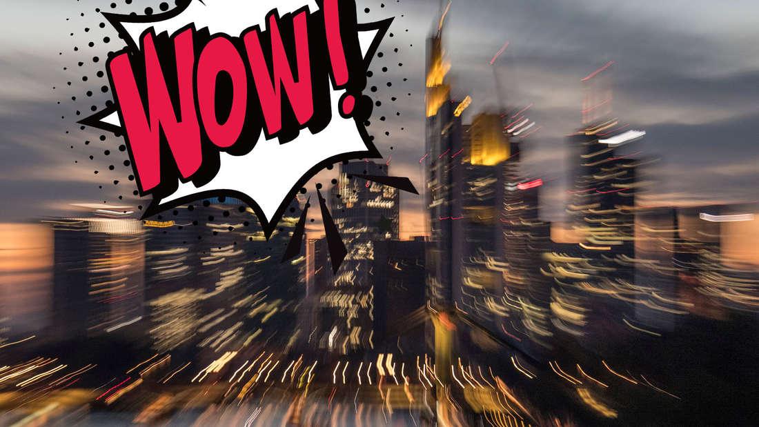 Mainhattan: Das sind die fünf höchsten Gebäude in Frankfurt!