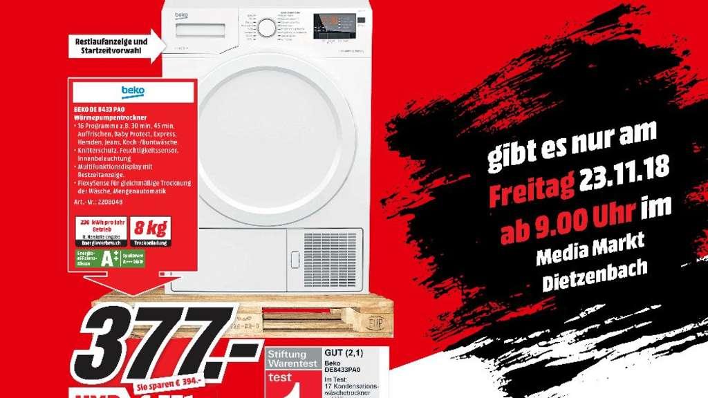 Waschmaschine Fur 377 Statt 771 Euro