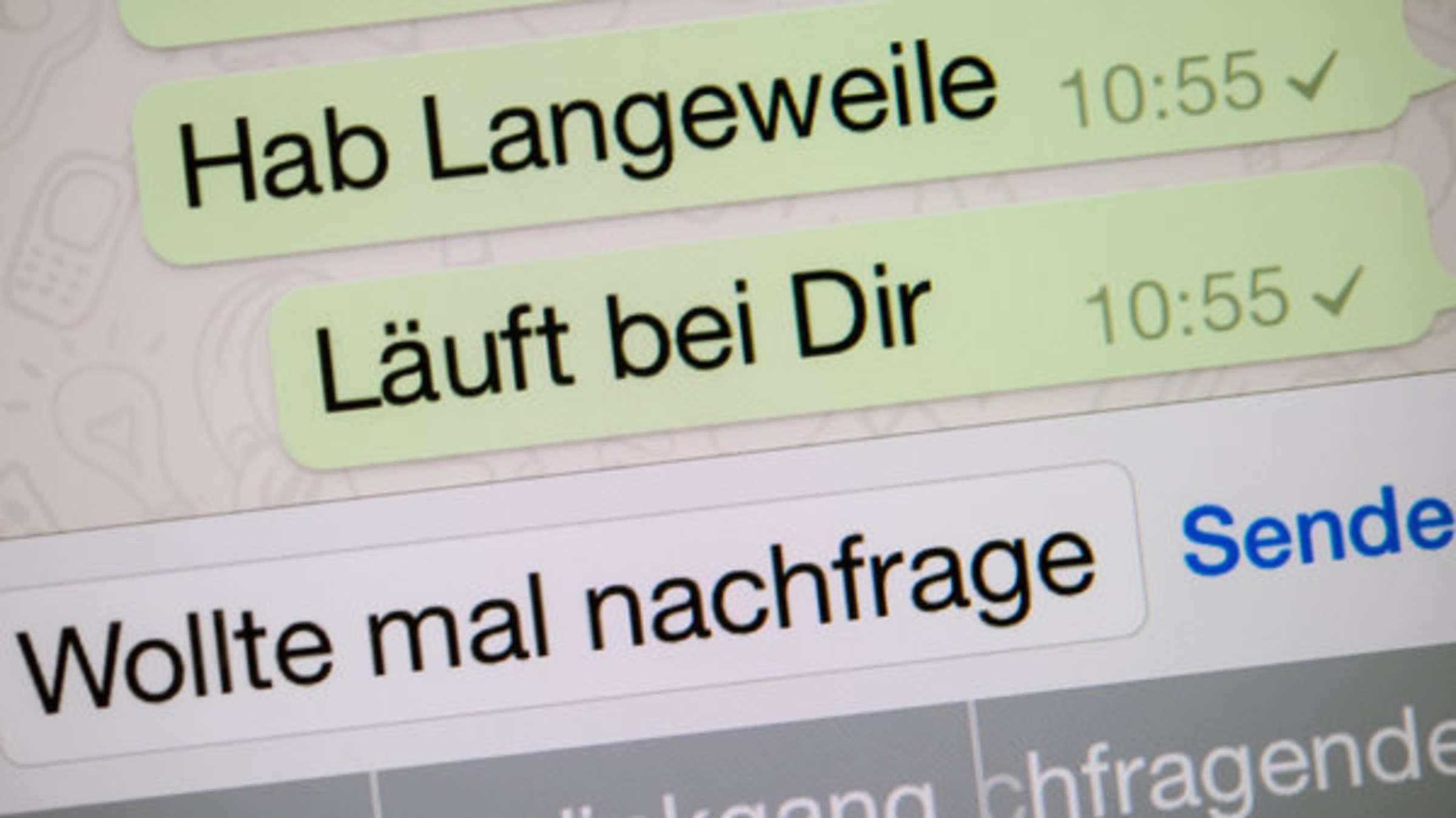 Whatsapp Das Bedeuten Die Verschiedenen Häkchen Lifehacks