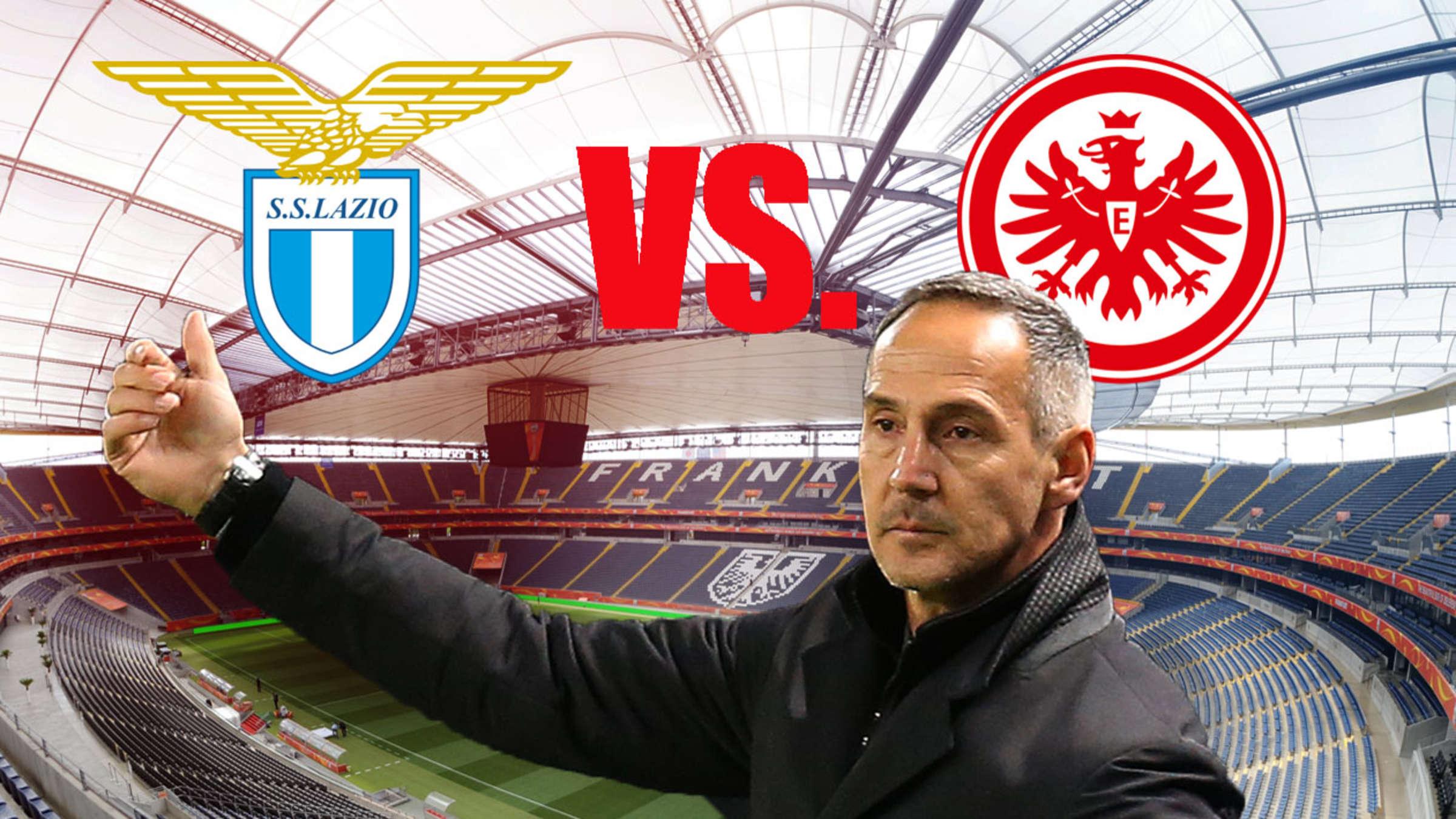 Europa League Lazio Rom Eintracht Frankfurt Heute Live Im