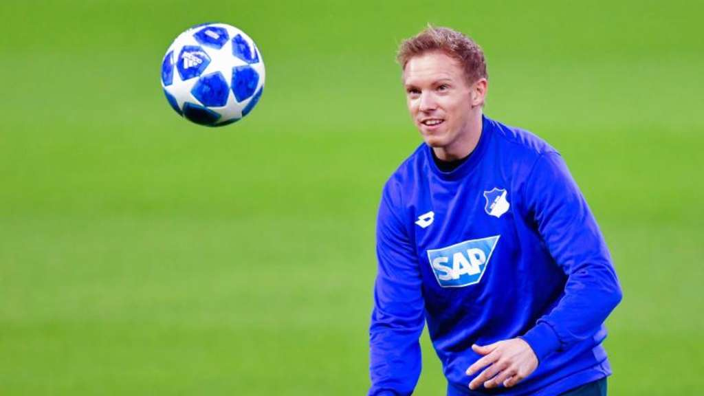 Hoffenheim will die Mission in Manchester