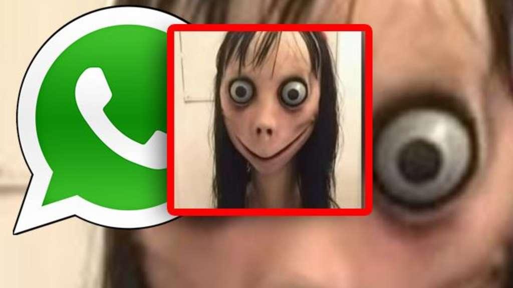 Whatsapp Und Die Krasse Momo Challenge Alles Nur Ein Fake