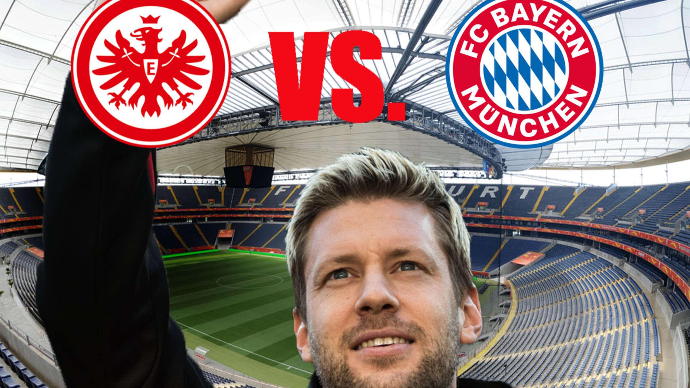 Eintracht Frankfurt Fc Bayern Munchen Heute Live Im Tv