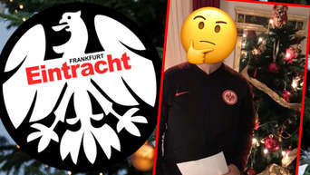 Eintracht Fan Liebling Mit Lustigem Weihnachts Video Fans