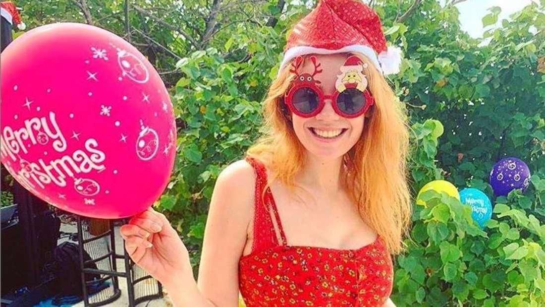 Palina Rojinski: Pikantes Kuss-Foto aufgetaucht! Ist dieser Rapper ihr Freund?