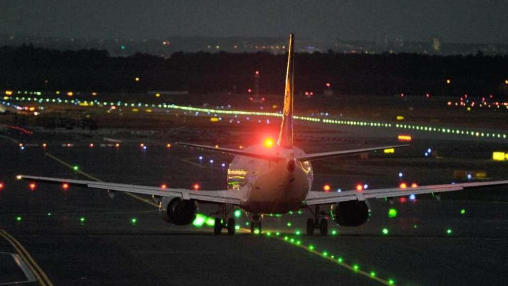 Landungen In Frankfurt