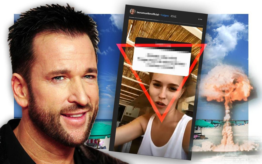 Hat sich Michael Wendlers Freundin Laura die Brüste vergrößern lassen?