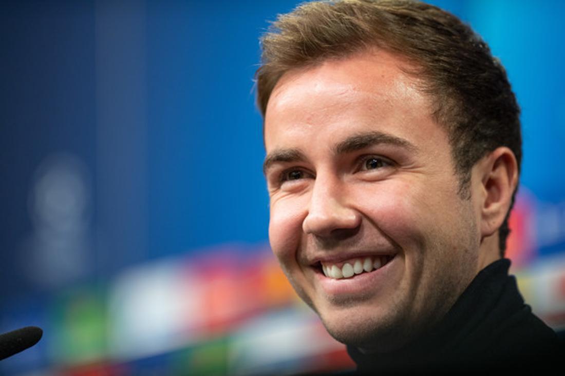 Mario Götze schoss das entscheidende Tor beim deutschen WM-Sieg 2014.