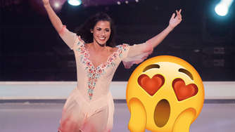 """Dancing on Ice"": Sarah Lombardi hat einen neuen Job"
