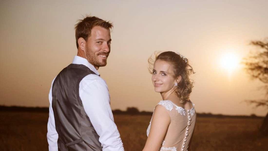 """""""Bauer sucht Frau""""-Traumpaar Anna und Gerald leben auf einer Farm in Namibia."""
