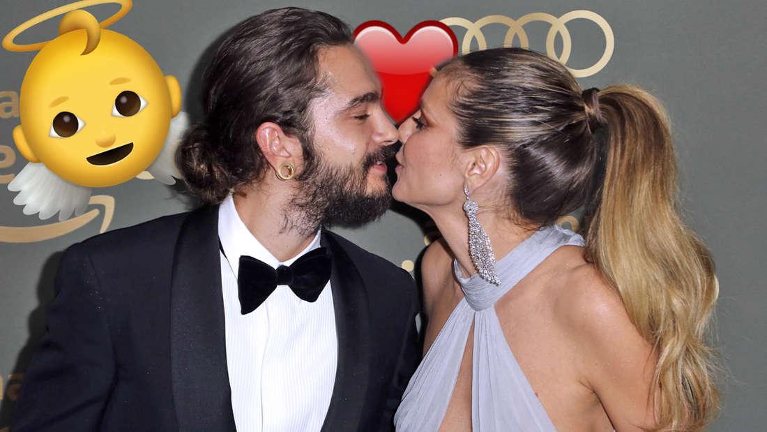 Tom Kaulitz und Heidi Klum: Bekommen sie ein Baby?