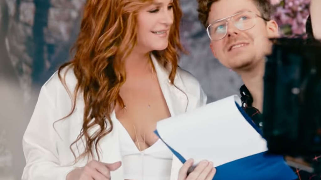 "Andrea Berg, Video ""Mosaik"""