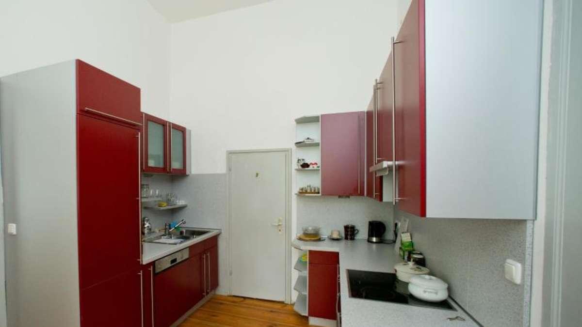 in altbau besser auf schwebende k chen schr nke verzichten wohnen. Black Bedroom Furniture Sets. Home Design Ideas