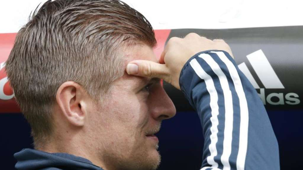 Toni Kroos spielt in Spanien für Real Madrid. Foto: Paul White/AP