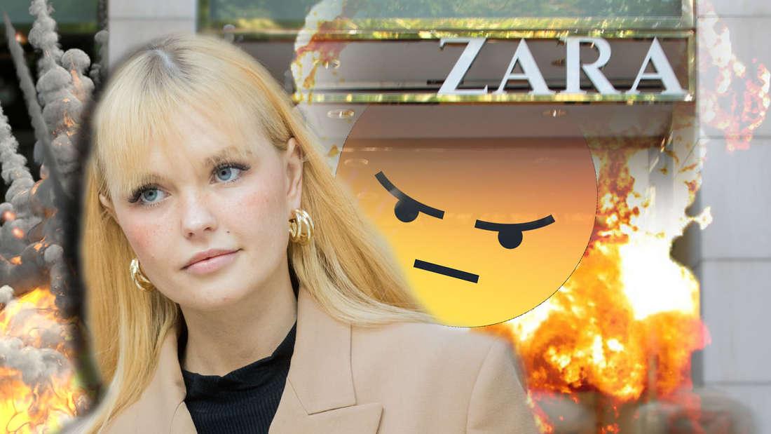 Bonnie Strange verurteilt! Im Zara ist sie völlig ausgerastet