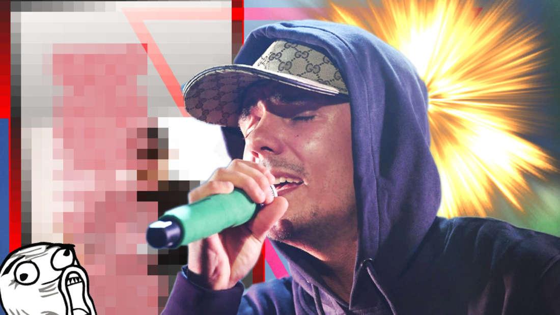 Capital-Bra-Hammer! Rapper hat überkrasse Botschaft für Fans