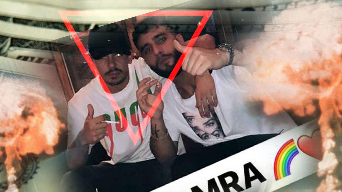 Heftig: Capital Bra und Samra machen ein Album zusammen!