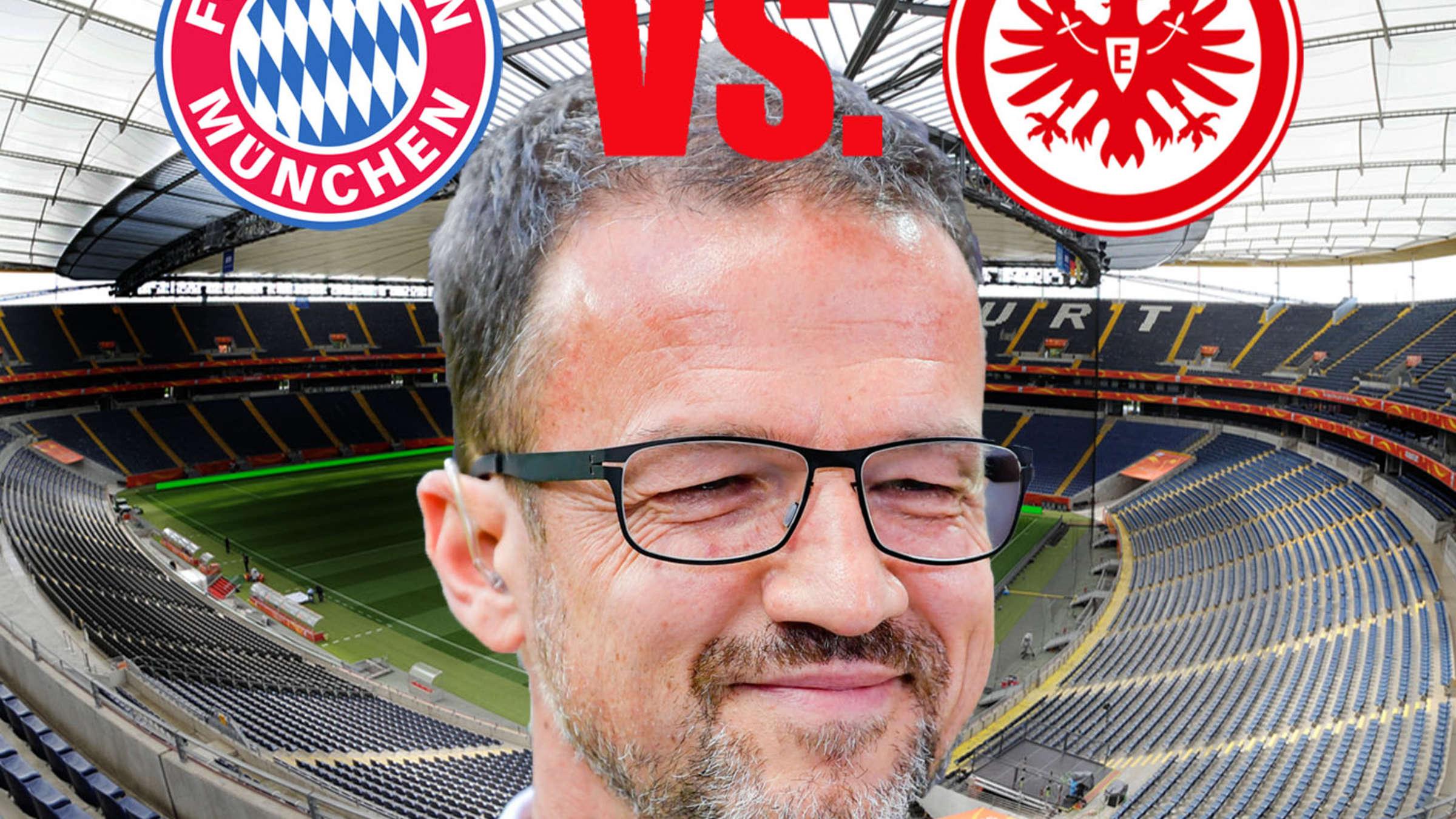 Fc Bayern Munchen Eintracht Frankfurt Heute Live Im Tv Und