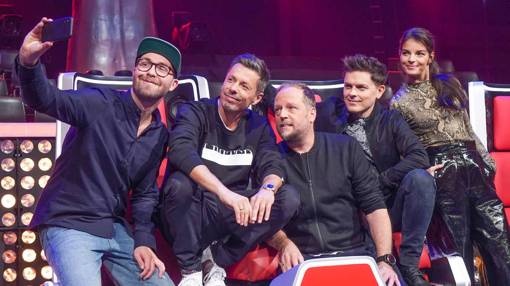 The Voice of Germany: Jury