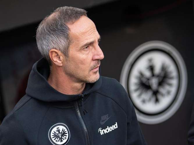 Eintracht: Aus dem Training direkt in die Europa-League