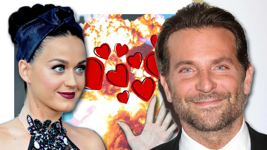 Bradley Coopers Hand auf Po von Katy Perry? Dieses Papparazzi-Foto sorgt für Fragezeichen