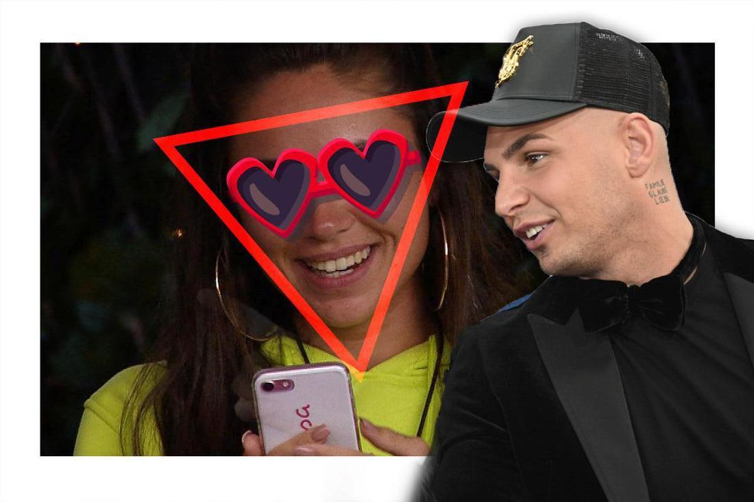 """Der Flirt zwischen DSDS-Star Pietro Lombardi und """"Love Island""""-Kandidatin Melissa geht in die nächste Runde."""