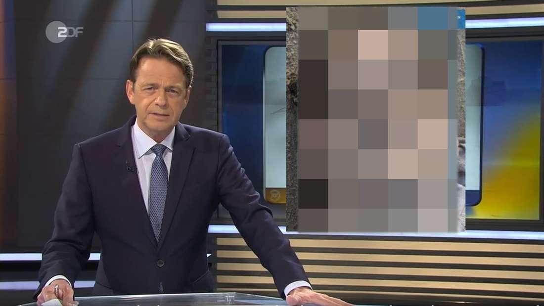 """Die ZDF-Sendung""""Aktenzeichen XY"""" bat die Zuschauer mit einem echten Leichenfoto um Mithilfe, um die Identität des toten Mannes aus Stade bei Hamburg zu klären."""
