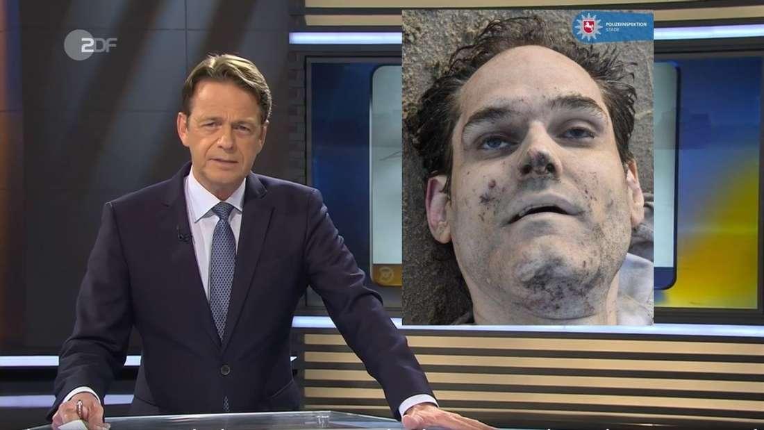 """Die Sendung """"Aktenzeichen XY"""" zeigte im ZDF ein echtes Leichenfoto von dem toten Mann aus Stade bei Hamburg und schockte damit seine Zuschauer."""