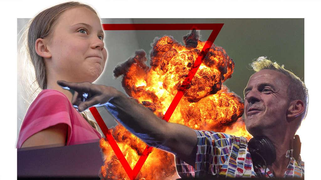 Greta Thunberg Aussprache