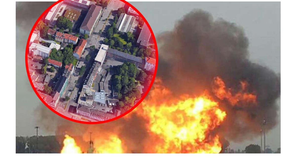 Kassel Explosion