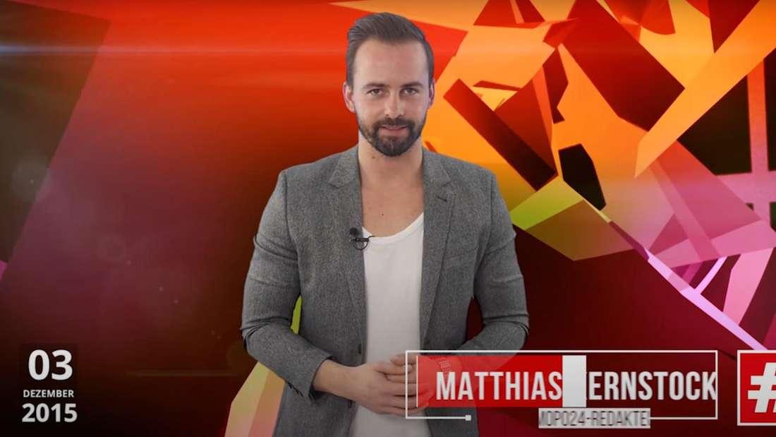 Matthias Kernstock war Nachrichtensprecher beim Bayerischen Rundunk, übernahm auch Moderationen bei tag24.de