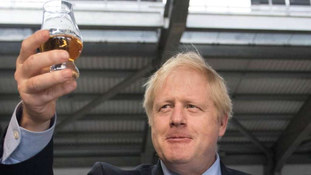 Brexit: Boris Johnson will