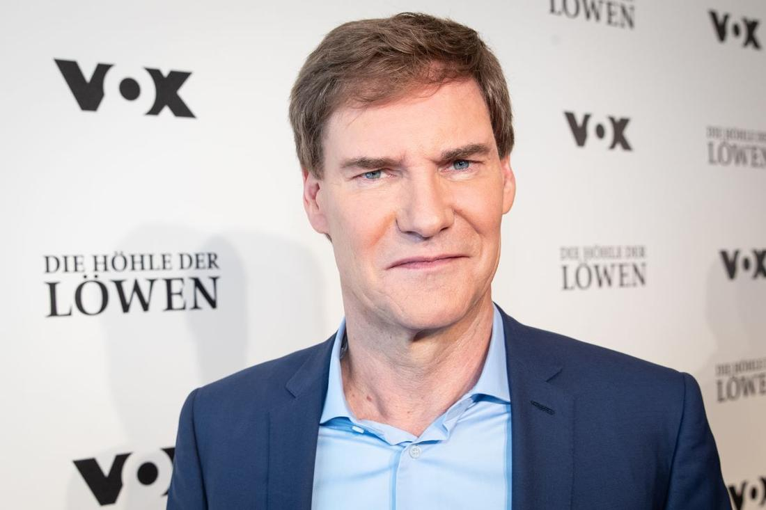 """Carsten Maschmeyer ist fester Bestandteil von """"Die Höhle der Löwen"""". Doch fast wäre der in Bremen geborene Unternehmer nicht Vox-Show dabei gewesen. Seine Frau fand harte Worte."""