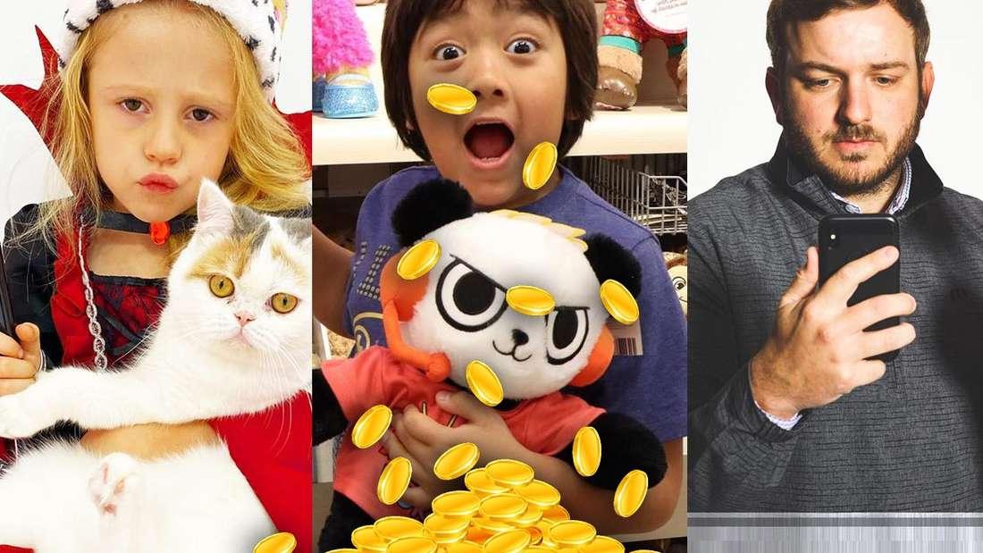 Soviel verdienen die Top 10 Youtuber in 2020 - Die Zahlen sind unglaublich