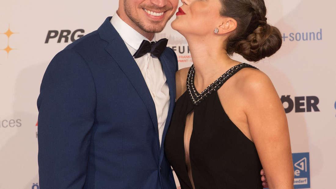 Sebastian Pannek gab 2017 Bachelor-Kandidatin Clea-Lacy Juhn die letzte Rose.