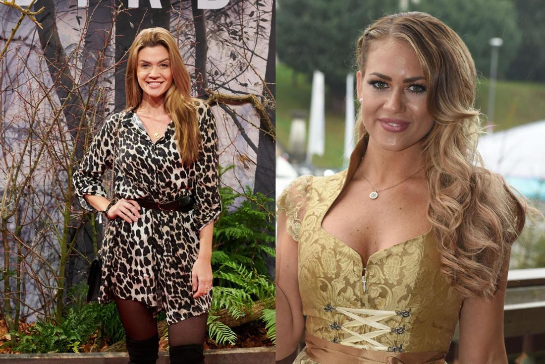 Zuerst beim Bachelor, dann Bachelorette: Nadine Klein (li.) und Jessia Paszka.
