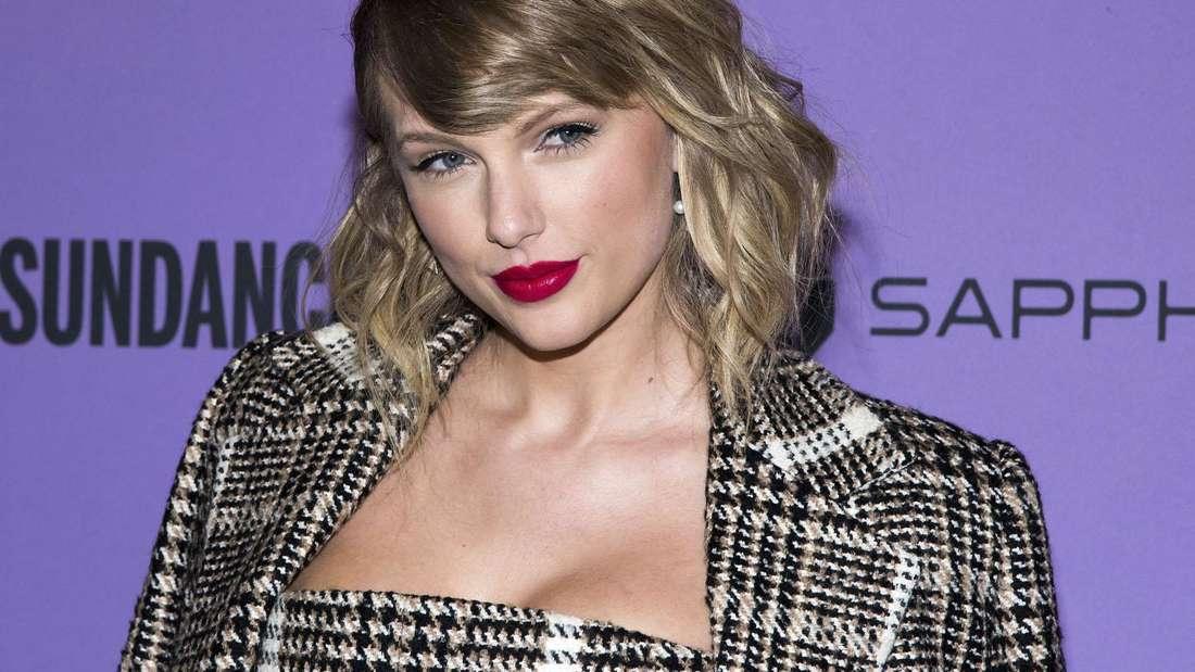 War Gaststar bei der 14. Staffel von GNTM: Sängerin Taylor Swift.