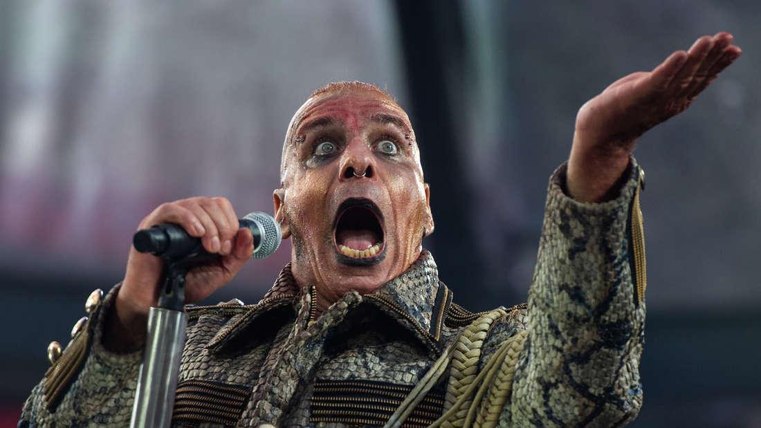 Die Band Rammstein gibt es seit 1994.