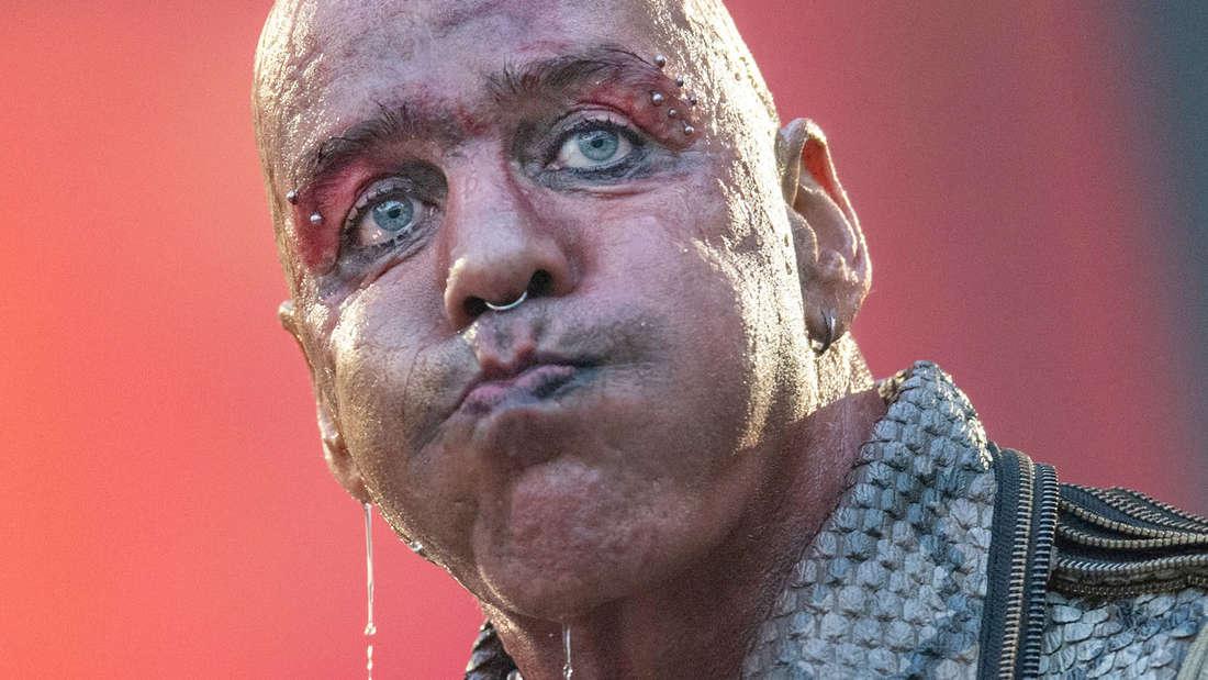 Rammstein-Frontmann Till Lindemann ist auch solo unterwegs.