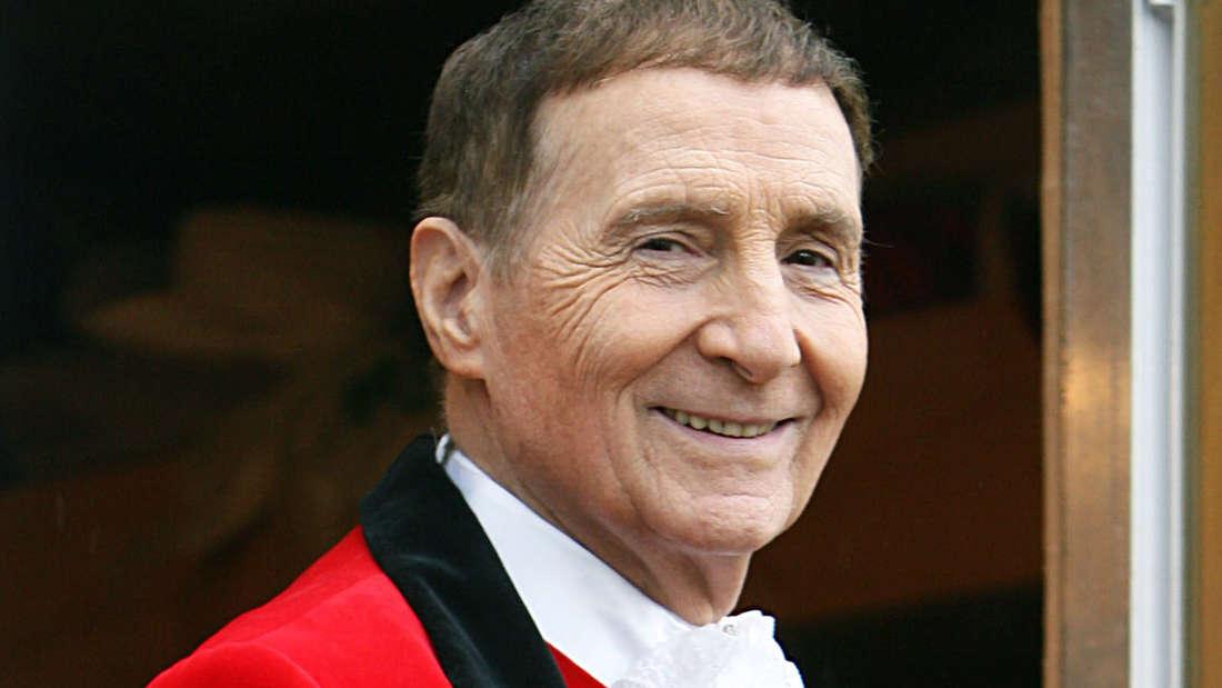 Freddy Quinn, hier im Jahr 2006, prägte den deutschen Schlager.