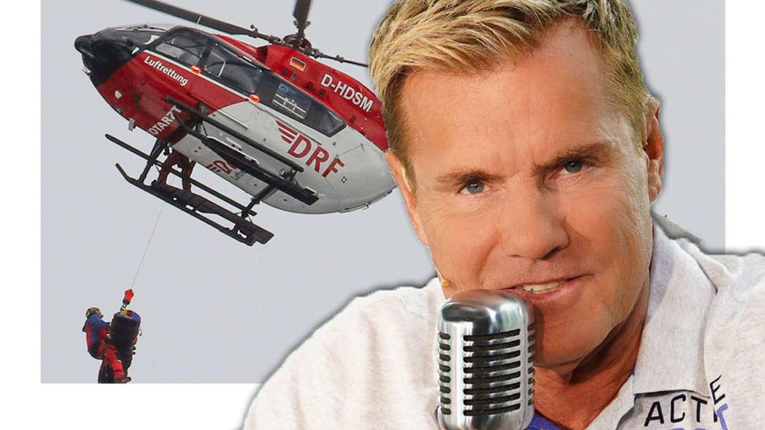 Dieter Bohlen fordert einen Favorit auf, die Castingshow zu verlassen.