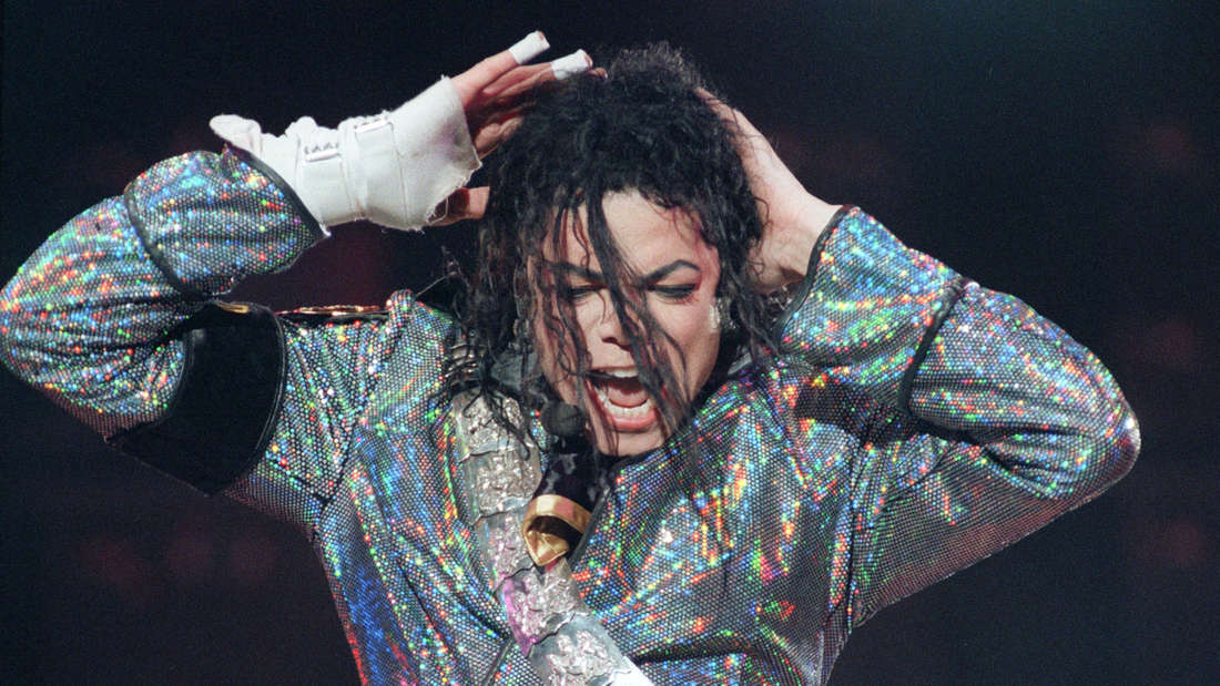 Michael Jackson ist der erfolgreichste Entertainer aller Zeiten.