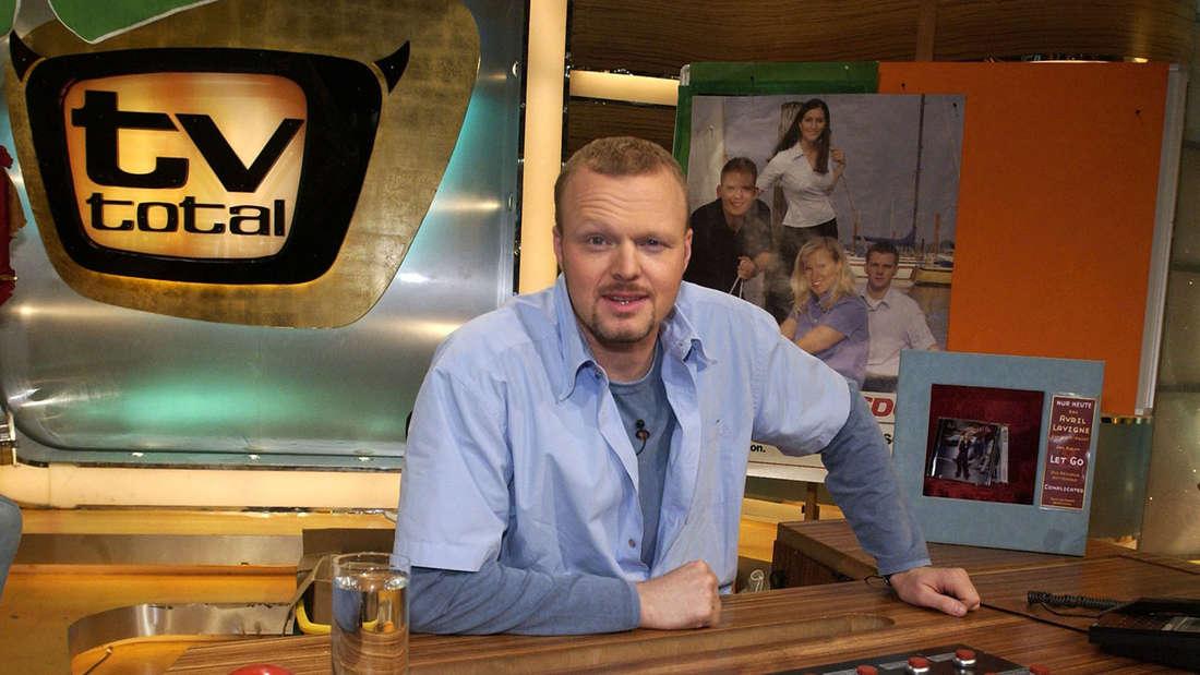 Stefan Raab wurde durch TV total zum deutschen Fernsehstar.