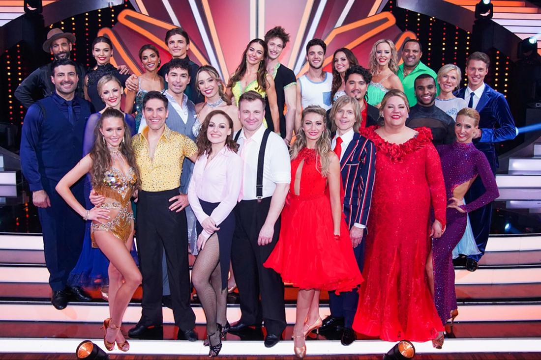 Let's Dance (RTL): Diese dreizehn prominenten Kandidaten treten in Folge 2. gegeneinander an