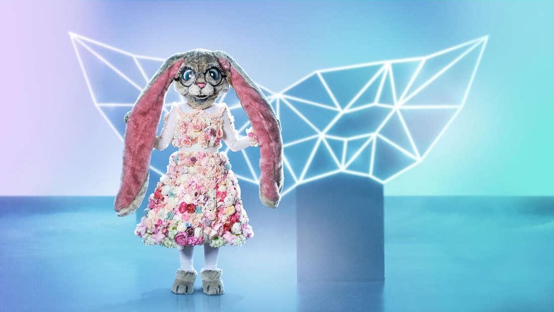Eins der Kostüme der zweiten Staffel: Der Hase