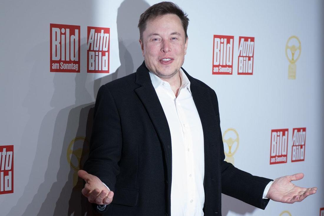 Rammstein: Elon Musk hat für die Tesla Fabrik große Pläne
