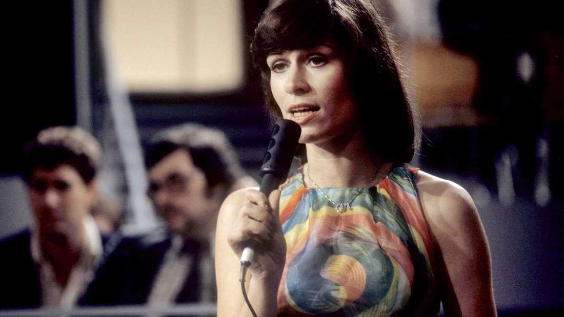 Mary Roos nahm 1972 und 1984 am Grand Prix Eurovision teil.